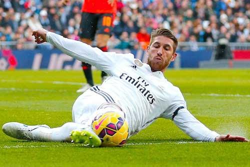 """Fan Real đòi """"phá"""" tam tấu BBC, """"trảm"""" Ramos - 2"""