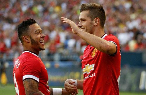 MU: Mourinho mang tin vui đến Depay & Schneiderlin - 1