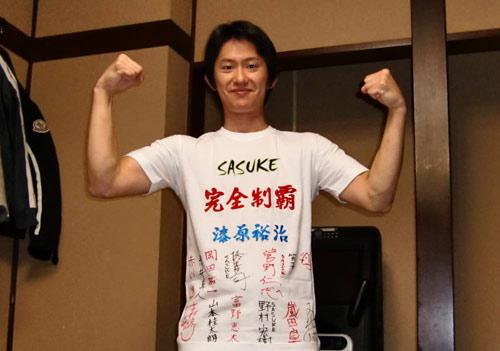 """Siêu chiến binh duy nhất 2 lần """"phá đảo"""" Sasuke - 2"""
