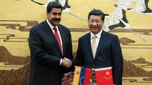 Venezuela trong cơn bĩ cực, Trung Quốc dừng cho vay - 1