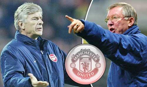 Tin HOT tối 1/10: MU từng muốn Wenger kế vị Sir Alex - 1