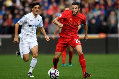 Chi tiết Swansea - Liverpool: Pha phạm lỗi đáng trách (KT) - 4