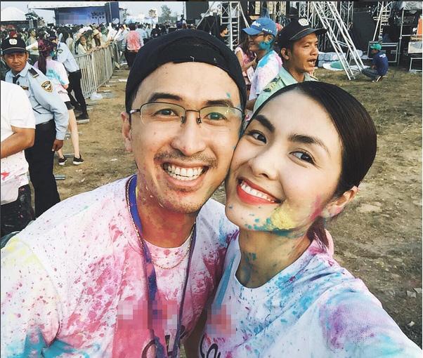 Vợ chồng Hà Tăng ngày càng giống nhau đến ngỡ ngàng - 2