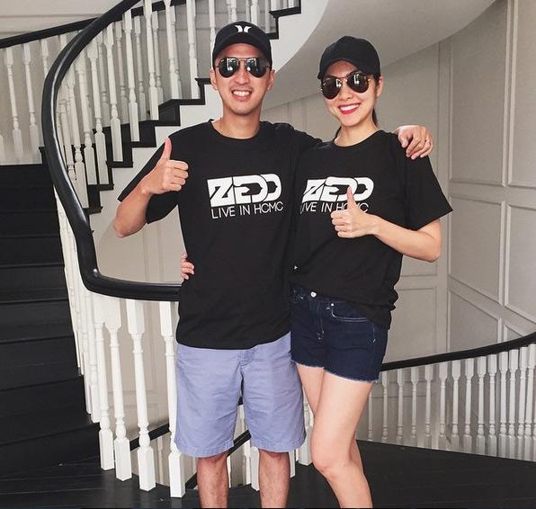 Vợ chồng Hà Tăng ngày càng giống nhau đến ngỡ ngàng - 8