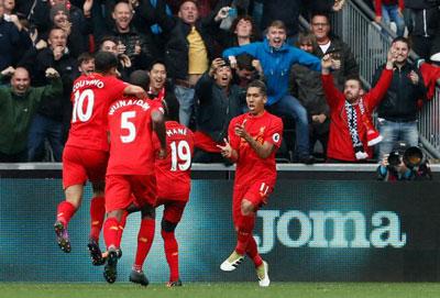 Chi tiết Swansea - Liverpool: Pha phạm lỗi đáng trách (KT) - 6