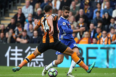 Chi tiết Hull City - Chelsea: Bảo vệ thành quả (KT) - 6