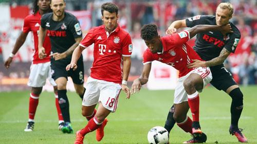 """Bayern Munich – Cologne: Kiên cường ở """"hang hùm"""" - 1"""