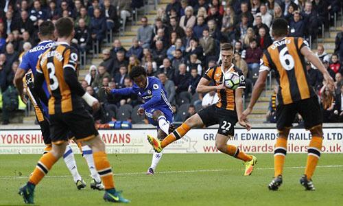 Hull City - Chelsea: 6 phút, 2 siêu phẩm - 1