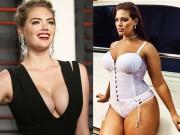 Thời trang - Váy áo táo bạo của 3 mỹ nữ béo đẹp nhất thế giới