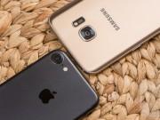 Dế sắp ra lò - So sánh ảnh chụp từ camera iPhone 7 với Galaxy S7 Edge