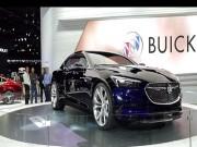 Tư vấn - Xe Buick Envision của Trung Quốc đạt chứng nhận Top Satefy PICK+