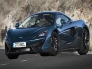 Tin tức ô tô - McLaren 570GT MSO Concept độc đáo trong màu xanh Pacific Blue