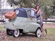 Tin tức ô tô - Top 15 mẫu xe nhỏ nhất trên thế giới (P2)