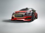 Tư vấn - Citroen trở lại với mẫu C3 WRC Concept tại WRC 2017
