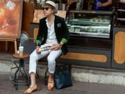 Phong cách sành điệu, nổi bật của quý ông 8X Sài Thành