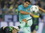 Bóng đá - Chửi trọng tài, Suarez chờ án phạt nặng từ UEFA