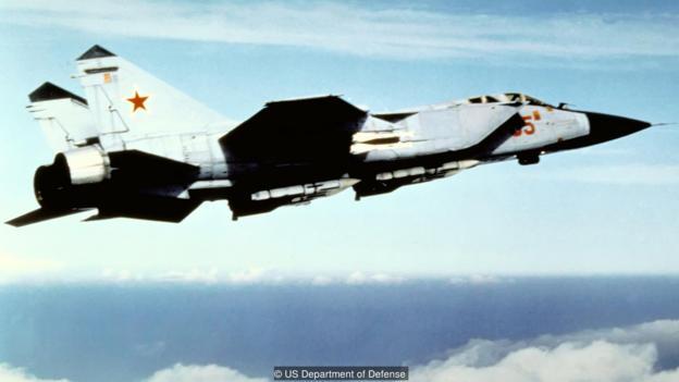 """Máy bay bí ẩn của Liên Xô từng khiến Mỹ """"mất ăn mất ngủ"""" - 5"""