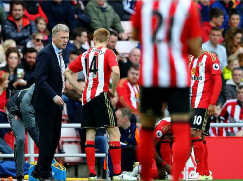 "Sunderland – West Brom: David Moyes sát ""giá treo cổ"" - 2"