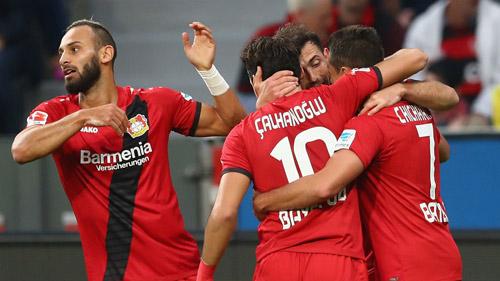 Leverkusen - Dortmund: Bỏ lỡ cơ hội trời cho - 1