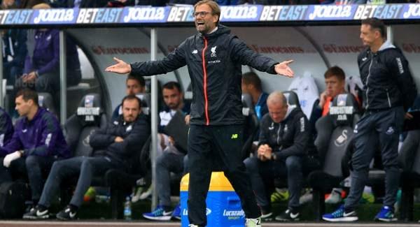 Liverpool ngược dòng, Klopp vẫn không hài lòng - 1
