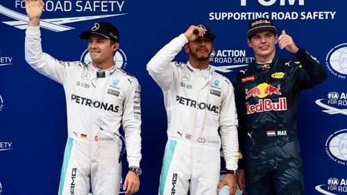 F1, phân hạng Malaysian GP: Đợi cuộc chiến căng thẳng - 1