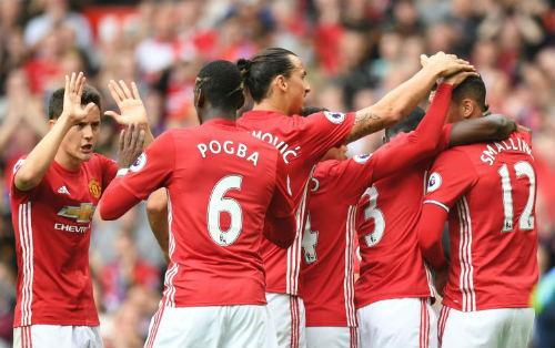 """MU - Stoke City: Tăng tốc trước """"đèo cao"""" - 1"""