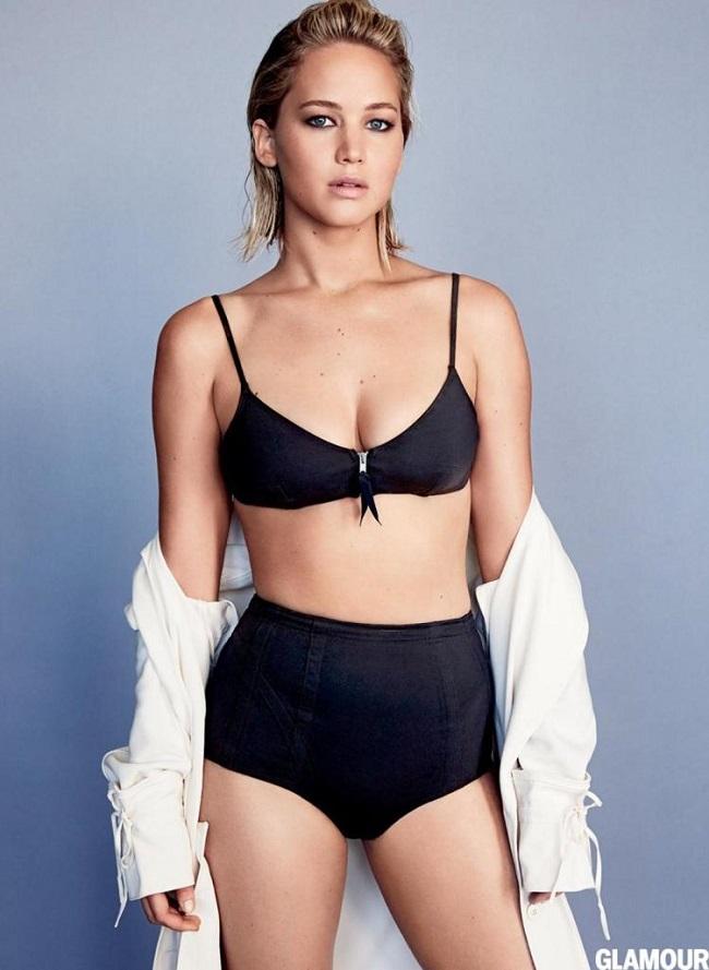 1. Jennifer Lawrence: Nữ diễn viên có 6 thói quen tốt để giữ vóc dáng luôn đẹp và hấp dẫn.