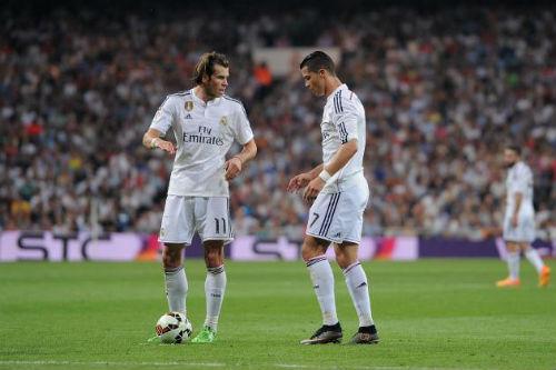 Real: Ronaldo đá phạt thua Bale, sắp mất quyền ưu tiên - 1