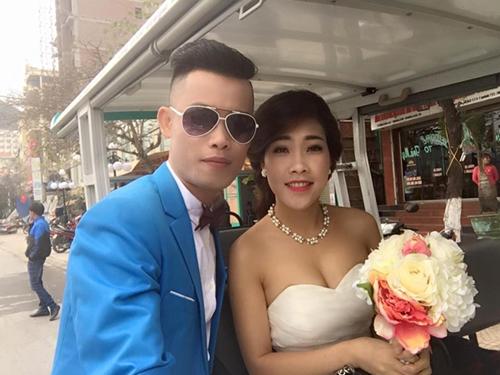 """Vẻ đẹp mơn mởn những cô """"vợ 3"""" kém 20 tuổi của danh hài Việt - 6"""