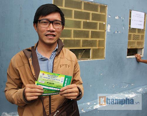 Khán giả thẫn thờ vì vé đẹp xem tuyển Việt Nam so tài - 3
