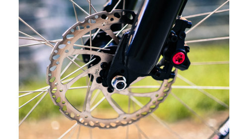 Đánh giá 2016 Tempus CR-T1: Xe đạp điện phong cách cafe racer - 3
