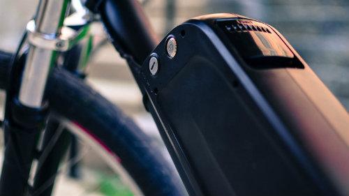 Đánh giá 2016 Tempus CR-T1: Xe đạp điện phong cách cafe racer - 6
