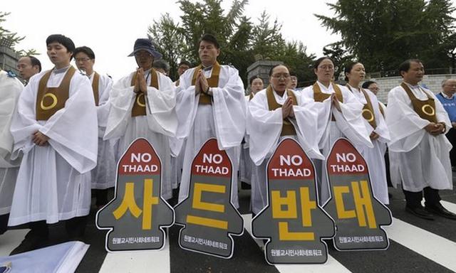 TQ dọa Mỹ-Hàn trả giá đắt vì hệ thống tên lửa THAAD - 1