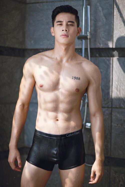 Choáng vì body như lực sĩ của loạt sao nam Việt - 6