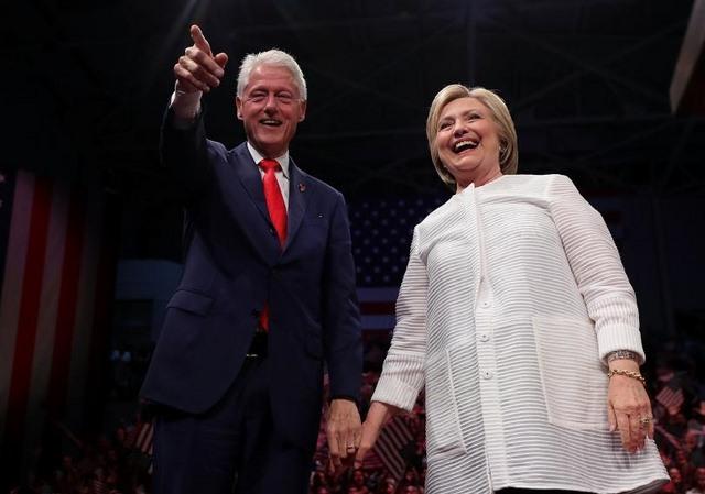 Bà Clinton giàu đến mức nào? - 1