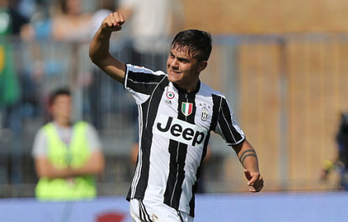 Empoli - Juventus: Màn hủy diệt trong 5 phút - 1