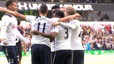Chi tiết Tottenham - Man City: Xuất thần Lloris (KT) - 3