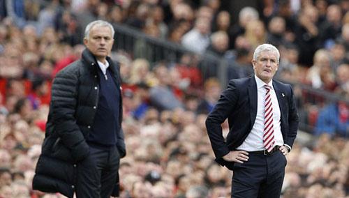 HLV Mourinho: MU quá đen, đáng lẽ phải thắng 6-0 - 2