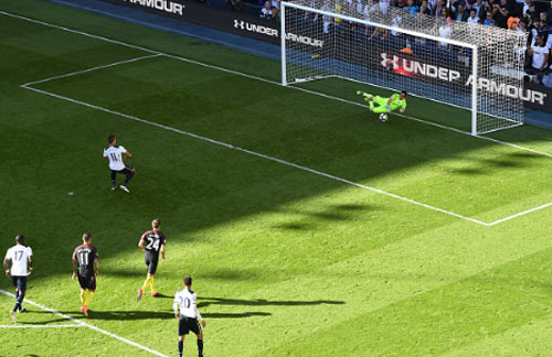 Tottenham - Man City: Pressing hoàn hảo - 2