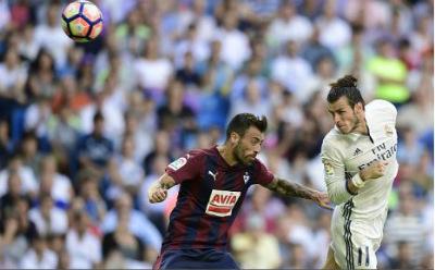 """Chi tiết Real Madrid - Eibar: Không thấy """"lối thoát"""" (KT) - 5"""