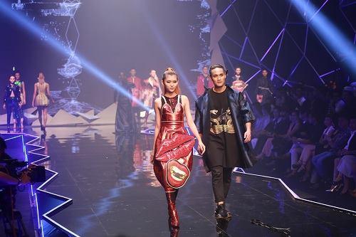 Ngọc nữ 1m74 xuất sắc đoạt giải quán quân Next Top Model - 4