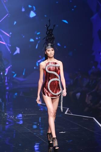 Ngọc nữ 1m74 xuất sắc đoạt giải quán quân Next Top Model - 9