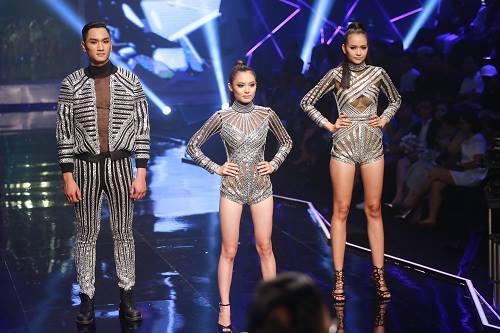 Ngọc nữ 1m74 xuất sắc đoạt giải quán quân Next Top Model - 11