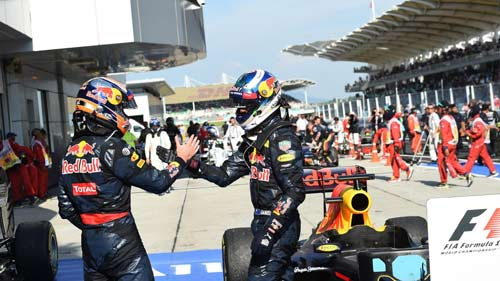 """F1, Malaysian GP: """"Bò húc"""" bẻ gãy """"Mũi tên bạc"""" - 2"""