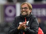 Bóng đá - Liverpool ngược dòng, Klopp vẫn không hài lòng