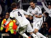 "Bóng đá - Real  Madrid – Eibar: ""Trảm"" Ramos & Benzema"