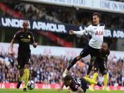 Bóng đá - Tottenham - Man City: Pressing hoàn hảo