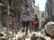 100 trẻ em chết vì không kích trong tuần qua ở Syria