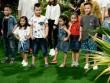 Dàn mẫu nhí tung hoành sàn catwalk tuần lễ thời trang VN