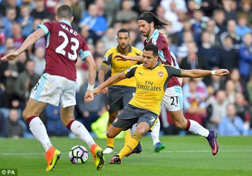 Burnley - Arsenal: Phút bù giờ định mệnh - 1
